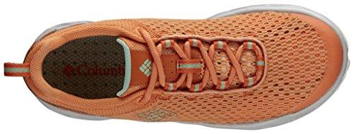 Columbia Drainmaker III, Chaussures Multisport Outdoor Femme Multicolore - Multicolor (Jupiter/Kelp)