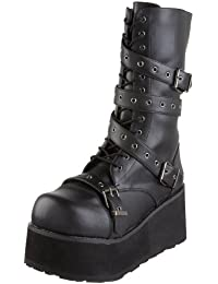 Demonia by Pleaser Men's Trashville-205 Buckle Boot