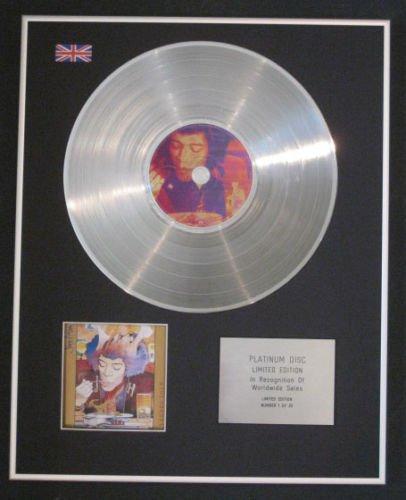 Jimi Hendrix–CD Platinum Disc–Voodoo Suppe