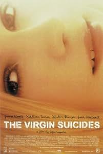 Poster The Virgin Suicides (68cm x 101cm) + un poster surprise en cadeau!