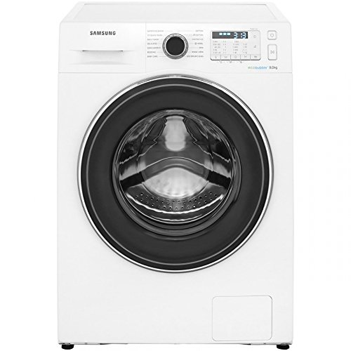 Samsung WW80J5555FA A+++ Rated Freestanding Washing Machine - White