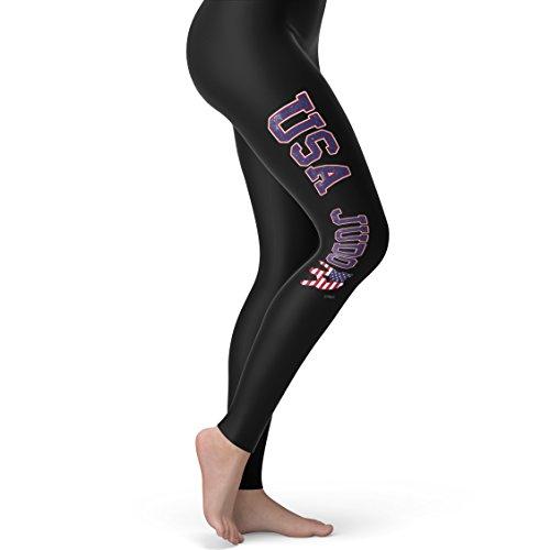 TWISTED ENVY - Legging - Femme Noir