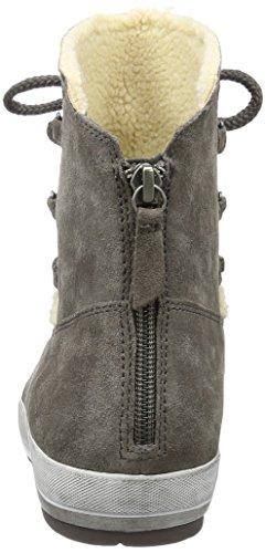 Gabor Shoes 56.438 Damen Kurzschaft Stiefel Grau (elephant (Webl.) 31)