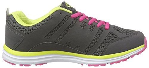 Brütting Effect, Chaussures de fitness femme Gris - Anthracite