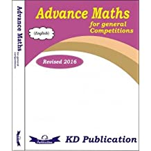ADVANCE MATHS FOR GENERAL COMPETITIONS (ENGLISH)