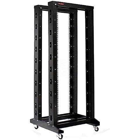 Cablematic - Armario rack 19'' abierto 42U 630x1030x2070mm Open2 MobiRack de RackMatic