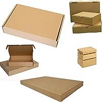Selezione Maxibrief scatola di cartone Post spedito Box scatole pieghevoli