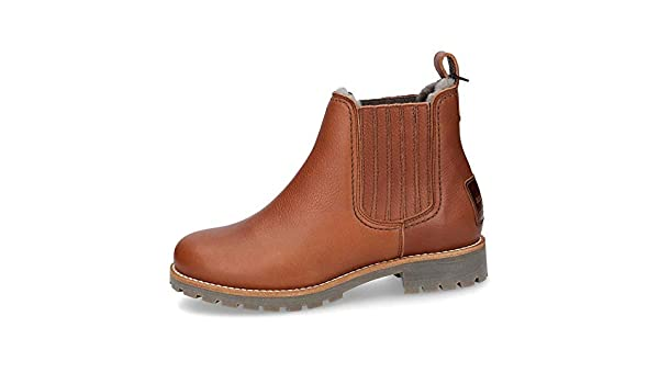 e3c8549df2b069 Brigitte Igloo Travelling B4 Damen Chelsea Boots aus Glattleder  Panama Jack   Amazon.de  Schuhe   Handtaschen