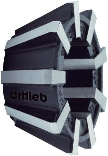 Preisvergleich Produktbild Rubber-Flex Spannzange J 115