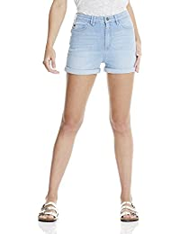 Womens Mutlicolored Bonded Shorts Bench