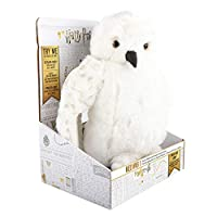Wow! Stuff Collection WW-1071 Hedwig - Feature Plush with Sounds Harry Potter Puppet, Multi