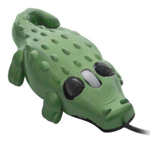 optische-maus-in-form-von-krokodil