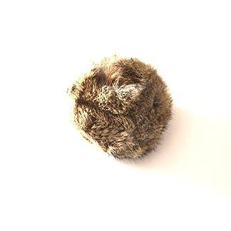 Dog & Field - Rabbit Fake Fur Dummy Ball 7