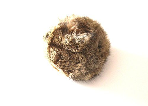 Dog & Field - Rabbit Fake Fur Dummy Ball 1