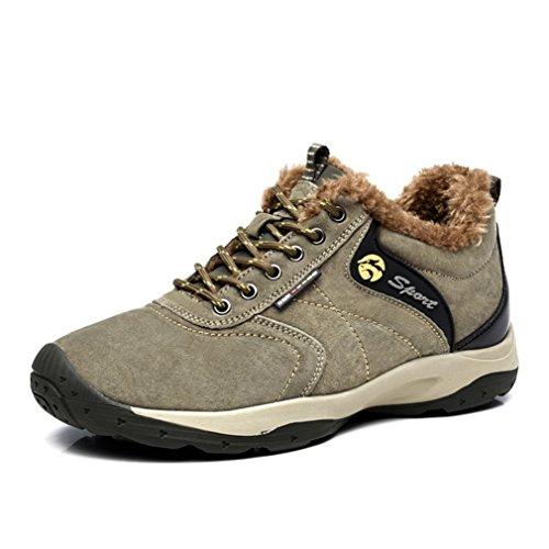 Sports Chaussures Hommes Confortable Loisir Mode Chaussure de Course Hidden Wedge Respirent