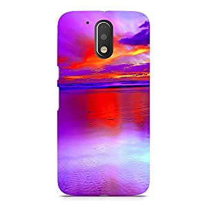 Hamee Designer Printed Hard Back Case Cover for Xiaomi Redmi Note 4x Design 7769
