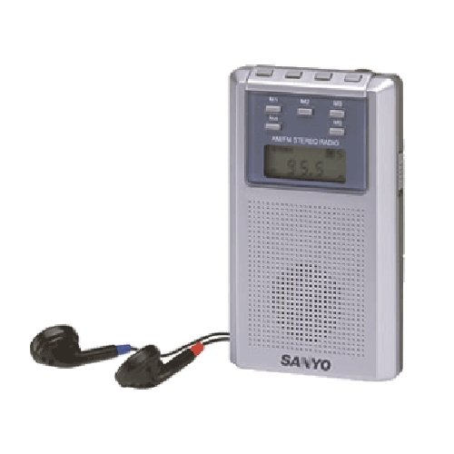 Sanyo RP-D 100  - Radio