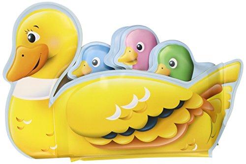 Aprende con mamá pato colores, acciones y sonidos