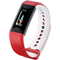 ZIHENGUO Smart Watch Fitness Tracker IP67 Impermeable Reloj Deportivo Tabla de Negocios HRV frecuencia cardíaca presión