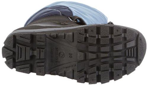Spirale Sascha 78017, Unisex Kinder Winter Schneestiefel Blau (blau 23)