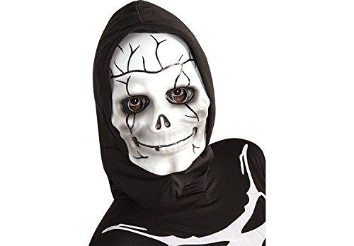 Rubie's Rubies-S5090-Maske mit Sturmhaube-Skelett-Einheitsgröße