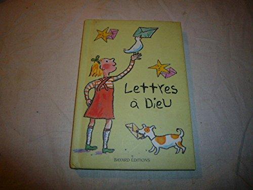 Descargar Libro Lettres à Dieu de Alice Charbin