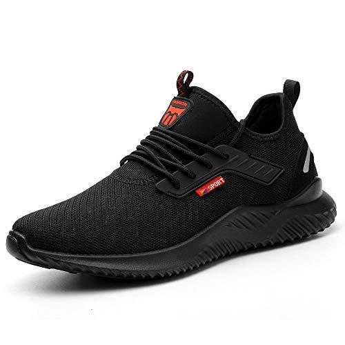 Lightweight Safety Shoes Men Wom...