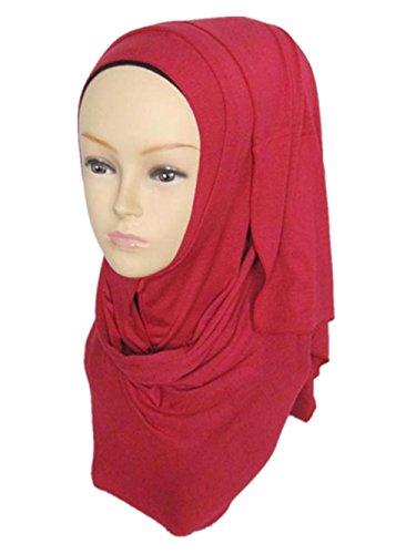 Trada Muslim Hut, Muslimische Frauen Ramadan Reine Farbe -