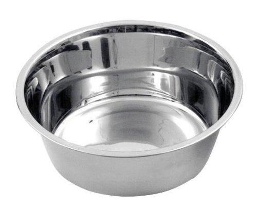 Kerbl Ciotola in Acciaio Inox per i Cani, 1800 ml