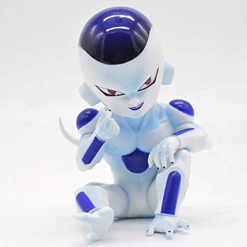 CYRAN Dragon Ball Z Frieza Figure Action Figure Anime Super Saiyan Frieza Toys for children
