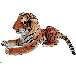 Tigre peluche.42 Cm Largo ,17Cm Alto. Alta calidad y realismo. Juguetes y juegos niños y niñas
