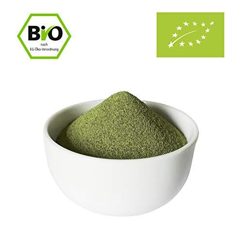 250 g Bio Kelp Atlantik Braun Alge natürliches organisch gebundenes Jod in Rohkostqualität - Organische Jod