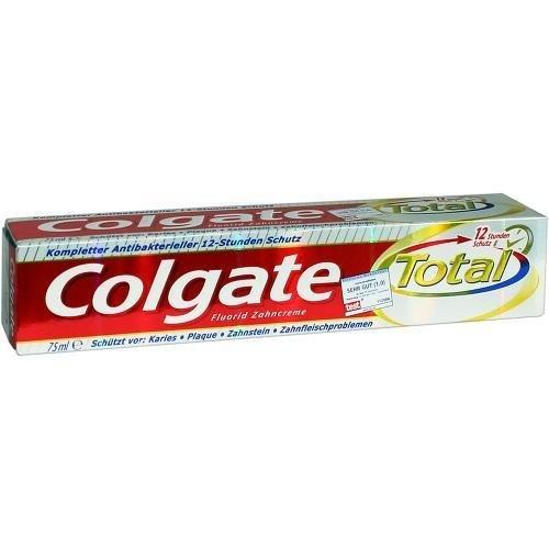 Colgate total Zahncreme weiß 75ml