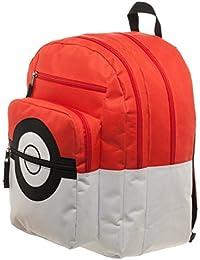 Mochila oficial Pokemon Pokeball con entrenador bolso encanto - la escuela Pokemon Go