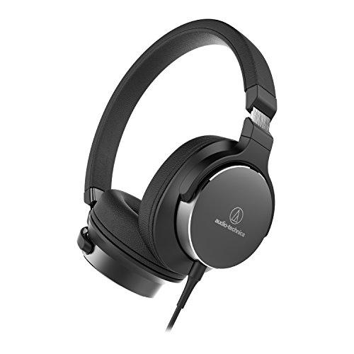 Audio-Technica ATH-SR5BK Casque Haute-Résolution, Noir
