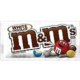 M&M's White Chocolate Cioccolato Bianco Cibo Americano