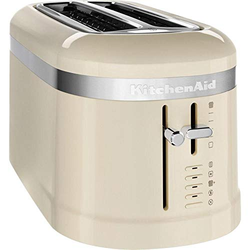 KitchenAid Design Collection Toaster 4-Scheiben Crème