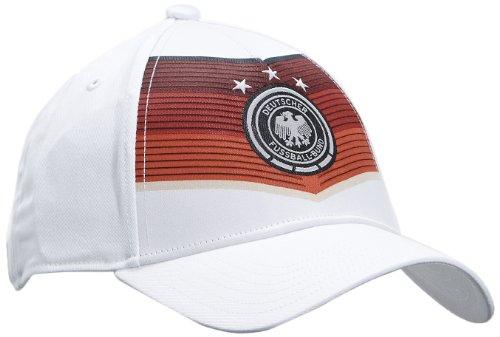 adidas Cap DFB Fanshop Deutschland Home, Weiß, OSFM, D84277