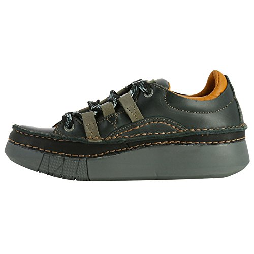 Art Womens I Express 1136 Leather Shoes Black