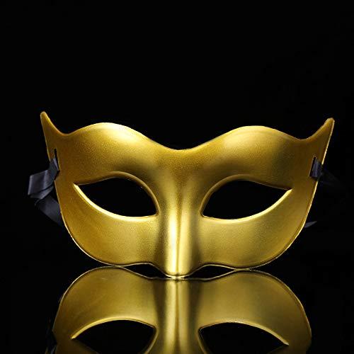 CZDXM Nueva máscara plástico Europea Americana Fiesta