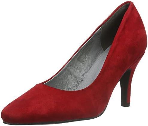 Andrea Conti 3009218 - Zapatos de Tacón Cerrados de Cuero Mujer