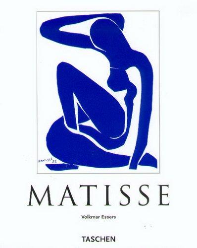 Henri Matisse 1869-1954. Maître de la couleur par Volkmar Essers