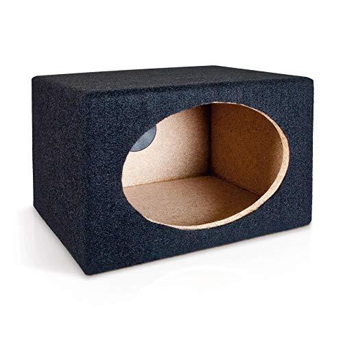 "Sinuslive HG-6x9 Zoll Boxen Gehäuse für ovale 6\""x9\"" Lautprecher (1 Stück)"