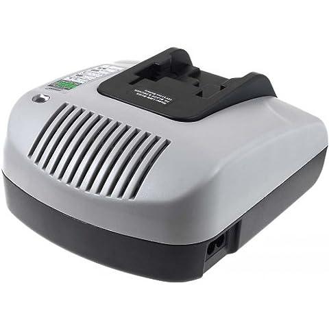 Chargeur de batterie Powery avec port USB pour perceuse sans fil Black & Decker HP188F4LBK, 18V [ Chargeurs pour outil électroportatif ]
