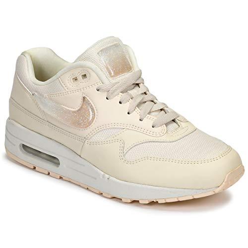 Nike Damen W Air Max 1 Jp Leichtathletikschuhe, Mehrfarbig (Pale Ivory/Summit White/Guava Ice 100), 39 EU -