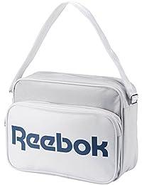 30e322695825e Reebok Classic Royal Shoulder Bag. DJ Tasche. Verstellbare Schulterträger.  Hauptfach und kleines Fach vorne mit…