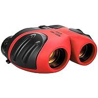 Juguetes para niños de 3-12 años Niñas, Regalos de cumpleaños para niñas, TOG Gift 8x21 Bicicletas compactas resistentes a la niebla HD para ir de excursión a la caza TG04