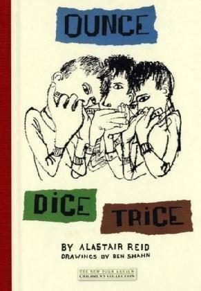 Ounce, dice, trice