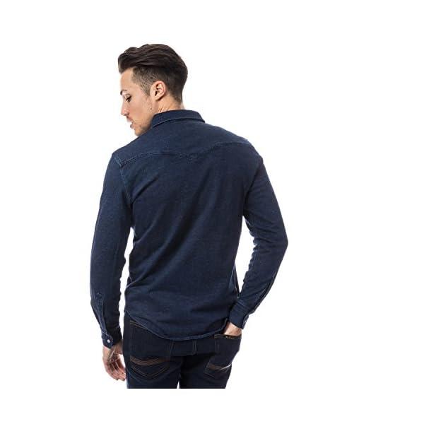 Levi's Ls Knit Barstow – Camisa para Hombre