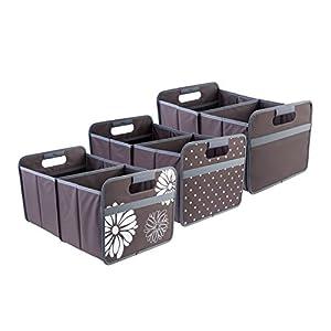 Faltbare Klappbox für Zuhause, fürs Büro oder Unterwegs